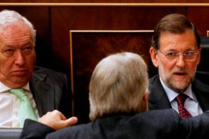 """El fracaso de la 'Marca España': la imagen de Margallo se hunde y en el PP lo ven """"casi sin fuerzas"""""""