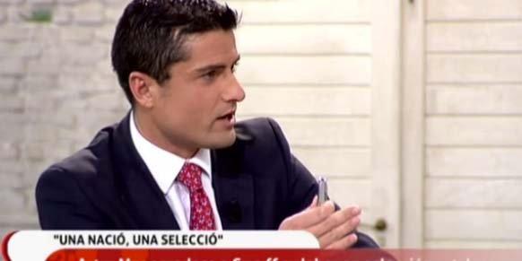 """Alfonso Merlos: """"El problema de la educación en España no es de recortes, sino de un profesorado que está desmotivado"""""""