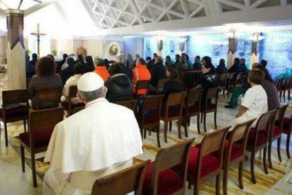 """El Papa pide creyentes """"constructores de puentes"""""""