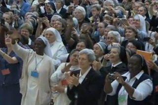 """Francisco a las monjas: """"Sed madres y hermanas, no solteronas"""""""