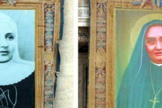 Los primeros santos del Papa Francisco