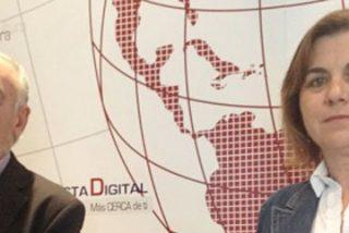 """[VÍDEO TERTULIA] Lucía Méndez y Sebastián Moreno: """"El reportaje en TVE sobre el Rey cayó muy mal en el Gobierno y el propio PP está haciendo oposición a la dirección de RTVE"""""""