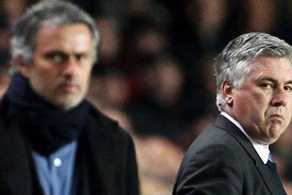 El PSG está dispuesto a intercambiar con el Real Madrid a Mourinho por Ancelotti