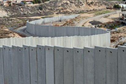 El Muro de Israel divide un complejo salesiano