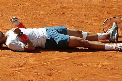 Rafa Nadal derrota sin sufrir a Wawrinka (6-2 y 6-4) y gana el Mutua Madrid Open