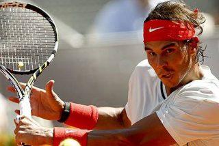 Nadal sobrevive de milagro a un gran Ferrer y avanza en el Open de Madrid