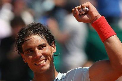 Nadal comienza fuerte y se deshace de Benoit Paire en su debut en Madrid