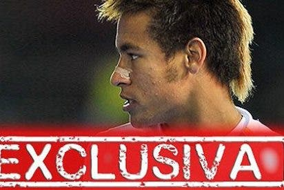 Florentino se lanza a por Neymar para traérselo al Real Madrid