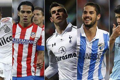 El Real Madrid se queda casi sin cracks que fichar para la próxima temporada