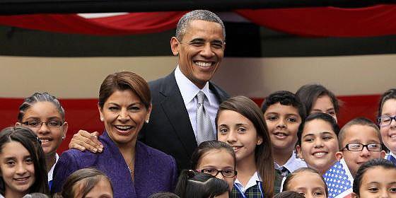 El narcotráfico marcó el encuentro de Obama con los presidentes centroamericanos
