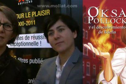 """Anne Plichota y Cendrine Wolf: """"El mundo está en peligro y Oksa es la única que puede salvarlo"""""""