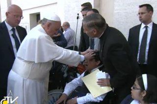El Papa Francisco y el supuesto exorcismo