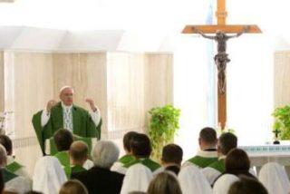 """Francisco reitera que """"seguir a Jesús no consiste en hacer carrera"""""""