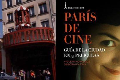 Violeta Kovacsics y Deborah Marin recorren en clave fílmica 55 escenarios que descubren la ciudad de las luces