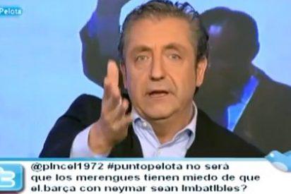 """Pedrerol responde a Ares: """"Todos nos equivocamos. Él dijo que el Madrid presentaría a Agüero en mayo de 2011"""""""