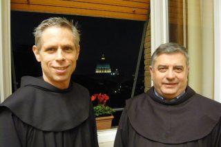 El norteamericano Michael Perry, ministro general de los Franciscanos
