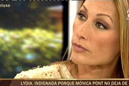 Mónica Pont se humilla a sí misma con un polígrafo cargado de mentiras, lesbianismo,sexo por dinero, 'líos' con el Príncipe Felipe y la humillación de J.J. Vázquez