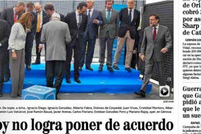 Ataque de cuernos de Pedrojota con Rajoy por apoyar a El País y ningunear a El Mundo