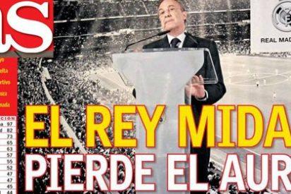 'AS' mata a Florentino el mismo día que el presidente del Madrid rompe su silencio en la SER