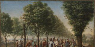 Belleza liberada en el Prado