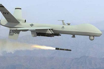 EEUU reconoce que sus 'drones' han matado a cuatro terroristas americanos