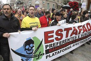 Un policía local apuñala al exempleado de Bankia que le vendió preferentes