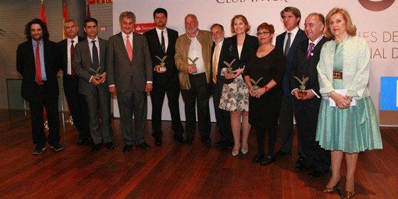 El Club Internacional de Prensa entrega sus premios en un acto en el que los periodistas critican al PP y los políticos del PP hacen la pelota a los periodistas