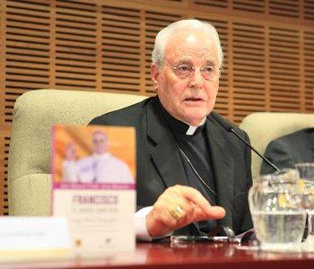 El cardenal Amigo clausura en Valencia un ciclo de conferencias sobre el Concilio