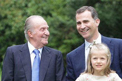 Los españoles suspenden a la Monarquía, pero le dan mejor nota que a los políticos