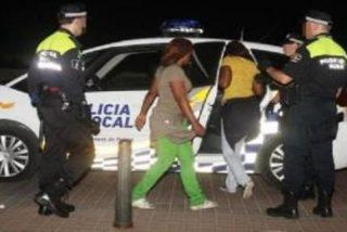 Encerraban a menores y sólo las sacaban para prostituirles en la Playa de Palma