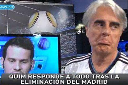 Siro López no pudo contener las lágrimas y Quim Domenech se cachondeó de él