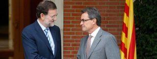 Rajoy vuelve a apuñalar por la espalda a sus votantes con su complacencia zapaterista al nacionalismo