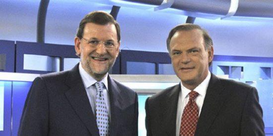 "'Confesiones' de un ministro a Alcaraz (ABC): ""Rajoy no se enfrenta con Rubalcaba, Rosa o Merkel. Mariano se enfrenta cada día con Telecinco"""