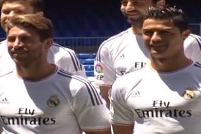 Bromas en el vestuario del Real Madrid: Higuaín llama 'Mejor Pagado' a Cristiano Ronaldo