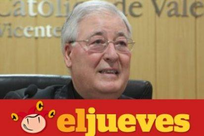 """El Jueves """"contraataca"""" a Reig"""