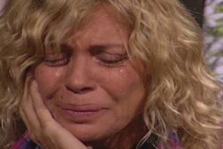 """Bárbara Rey, destrozada y hundida tras ser acusada de ladrona y alcohólica:""""Sé que estoy fea y gorda. Es el peor momento de mi vida"""""""