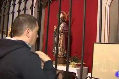 TVE anima a los parados a rezar para afrontar la crisis