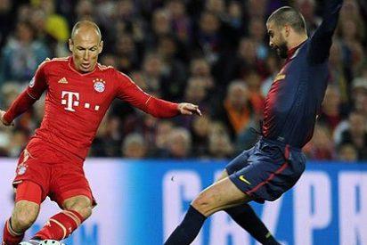 El Bayern humilla al Barça con un 7-0 en el conjunto de la eliminatoria