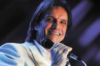 Roberto Carlos le cantará al Papa