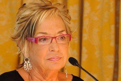 Rosalía Mera, una 'indignada' entre los más poderosos del mundo