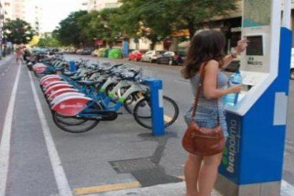 Los usuarios del Bicipalma deben empezar a pagar ya si no quieren que Cort les 'desinfle'