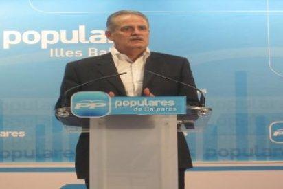 Ramis se rebota contra Horrach y dice no entender sus acusaciones contra el PP