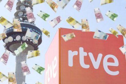Trabajadores de RTVE cobran suculentos sobresueldos a través de la SGAE