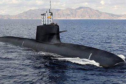 El submarino español más moderno del mundo costó 530 millones y se hunde
