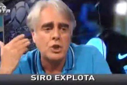 """Una pregunta de Diego Torres (El País) a Karanka hace estallar a Siro López: """"Siento vergüenza de algunos periodistas. Están maltratando a un tío cuyo delito ha sido ser fiel a su jefe"""""""