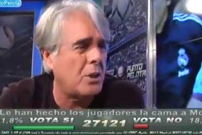 """Siro López, ni olvido ni perdón: """"Mourinho dio la cara por Pepe y él traicionó a la persona que lo ha defendido...¡es un mierda!"""""""