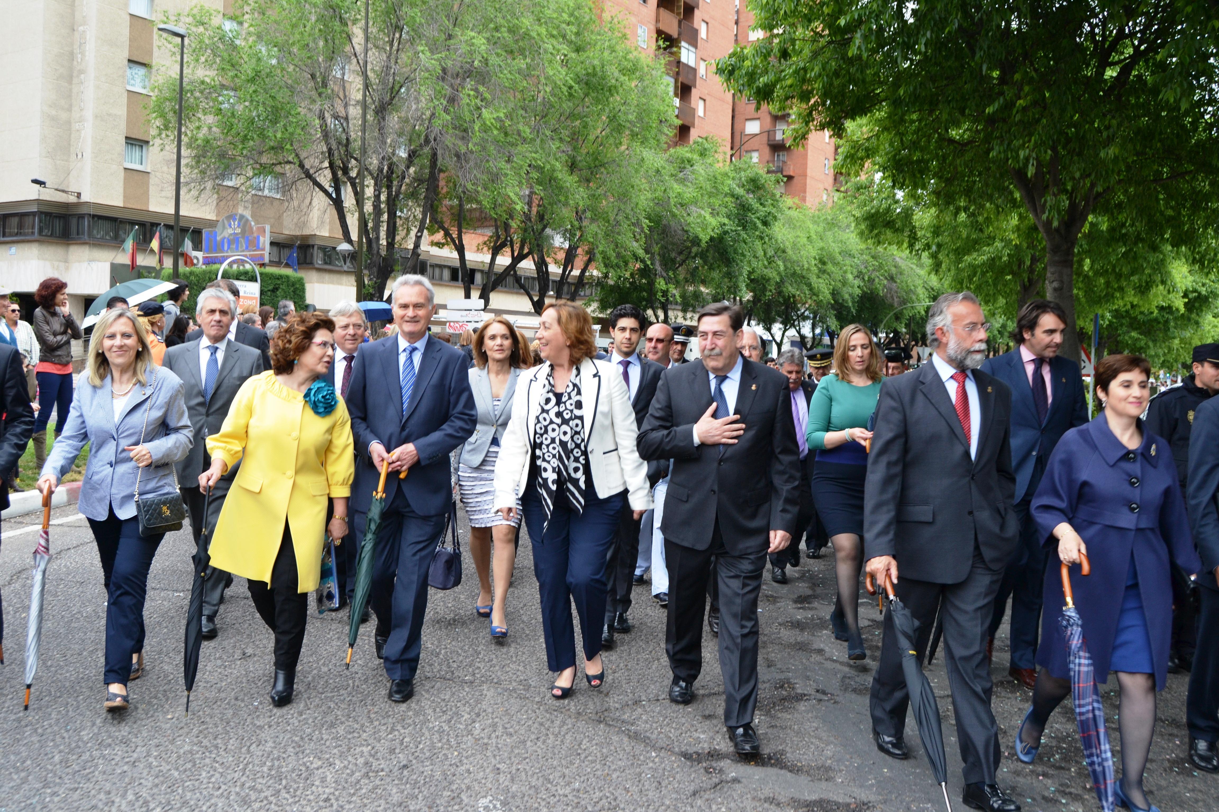 El alcalde de Talavera, dado de alta después de sufrir una angina de pecho