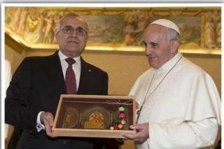 El Papa aboga ante el presidente de Líbano por la situación de los refugiados sirios