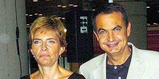 """Una clienta recrimina en un restaurante a Zapatero su """"poca vergüenza"""""""