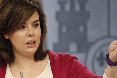"""Soraya Saénz de Santamaría: """"La reforma de la educación se aprobará este mes"""""""